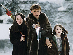 Narnia, The Lion, the Witch and the Wardrobe, Lucy, Peter, Susan Pevensie