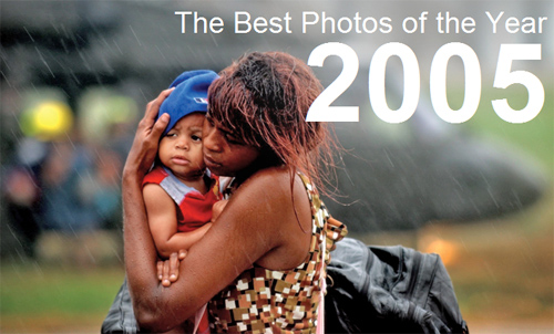 Time Magazine Best Photo of the Year 2005
